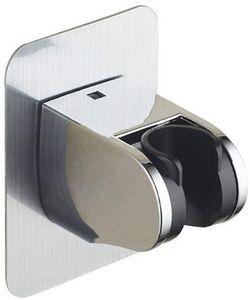Handbrause Halterung Ohne Bohren Kleber Winkel Verstellbar Brausehalter Duschhalterung, Super Power