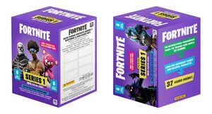 Panini - Fortnite - Trading Cards - 1 Blaster Box