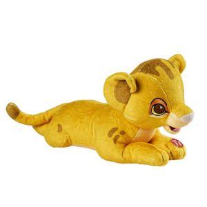 Joy Toy Der König der Löwen Simba Plüschfigur mit Leuchtfunktion 28 cm JOY16108
