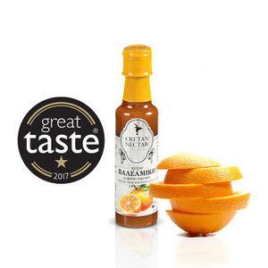 CRETAN NECTAR 01521 - Nektar Balsamico-Creme mit Orange von Chania Kreta 200ml
