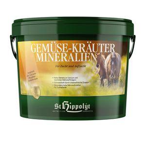 St. Hippolyt Gemüse-Kräuter-Mineralien 10 kg
