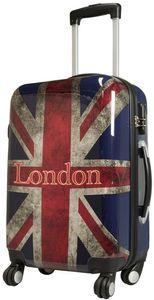 Reisekoffer Bowatex Trolley Handgepäck England Flagge Union Jack 55 cm Klein M