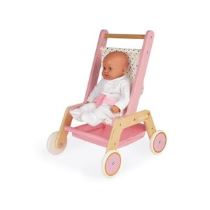 Janod Candy Chic Stroller Multicolor 18 Months-36 Months
