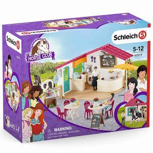 Schleich 42519 Horse Club Reiter-Café