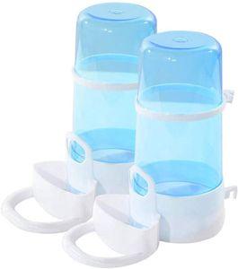 Haustier Wasserflasche, Automatisch Trinkflasche Hängend Flasche Tierzubehör Futterautomat für Hamster, Meerschweinchen, Chinchillas, Kaninchen und Vogel