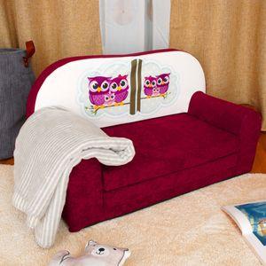 Kindersofa Kindersessel Minisofa Klappsofa Kindercouch Kindermöbel Modell 1