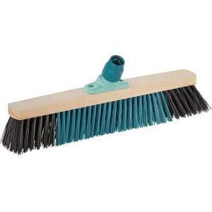 Leifheit Outdoor Besen Xtra Clean 45007 50 cm grün