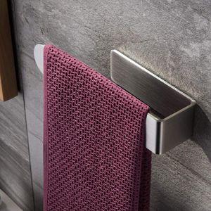 Selbstklebend Handtuchhalter Ohne Bohren Handtuchring Edelstahl Handtuchstange für Badezimmer und Küche