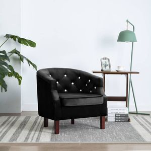 【Neu】Sessel Sessel Schwarz Samt Gesamtgröße:65 x 64 x 65 cm BEST SELLER-Möbel-Stühle-Sessel im Landhaus-Stil