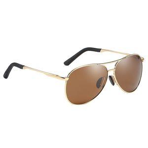 Herren Polarized Sonnenbrillen Outdoor Eyewear Glas für Sport Driving Fishing 04 wie beschrieben