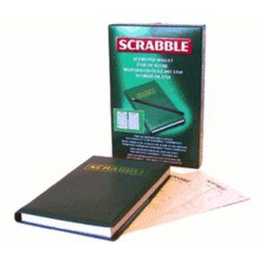 PIA50082 - Scrabble - Wertungsbuch mit Stift
