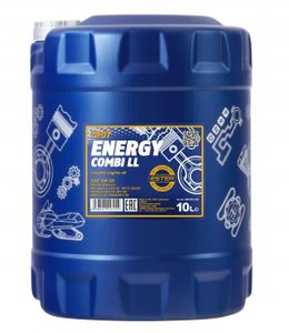10 Liter MANNOL 5W-30 ENERGY COMBI LL VW 504 00 MB 229.51 VW 507 00 BMW Longlife-04 Porsche C30 VW TL 52 195