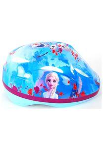 Disney Frozen 2 Die Eiskönigin Anna & Elsa Kinder Fahrrad-Helm Deluxe Gr. 51-55 cm