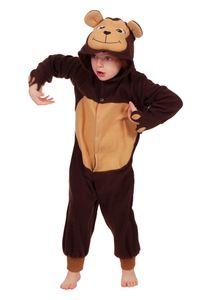 Kostüm Affe Kind Größe: 104