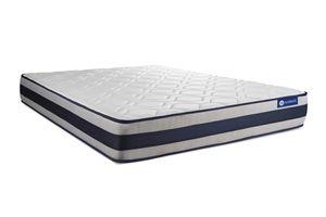 Actilatex ergo matratze 140x220cm, Latex und Memory-Schaum, Härtegrad 4, Höhe :24 cm, 5 Komfortzonen
