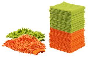 Mr Maxx Antibakterielles Mikrofaser Reinigung Set 22 tlg Reinigungstücher