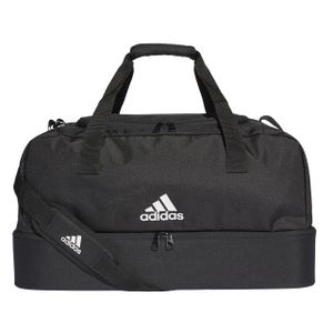 adidas Sporttasche Tiro Duffelbag M 60 Liter BLACK/WHITE -
