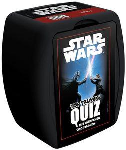 Top Trumps Quiz Star Wars Ratespiel Wissensspiel Fragespiel Gesellschaftsspiel