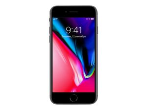 Apple iPhone 8 11,9cm (4,7 Zoll), 64GB, 12MP, Farbe: Space Grey
