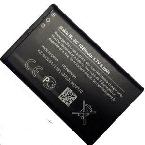 Nokia 3110 6030 6230 6230i 6680 C2 E50 N70 N91 6600 Akku Battery BL-5C