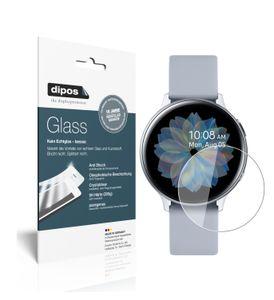 2x Samsung Galaxy Watch Active 2 44mm Schutzfolie - Panzerfolie 9H Folie dipos