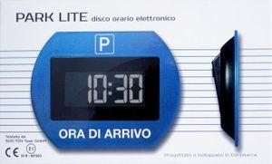 Needit PARK LITE elektronische Parkscheibe blau ITALIENISCH