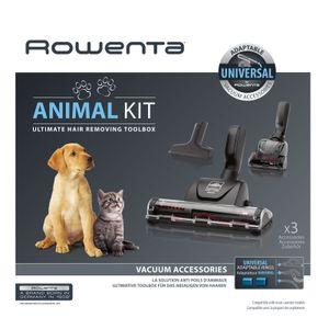 ROWENTA ZR 001120 Animal-Kit, Farbe:Schwarz