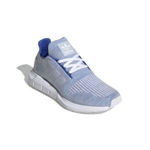adidas Swift Run J Mode-Sneakers Blau EF5950