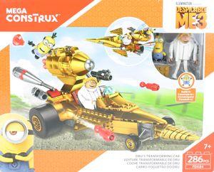 """Mega Construx """"Ich - einfach unverbesserlich 3"""" Dru's Raketenauto"""