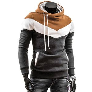 Männer Retro Langarm Hoodie Hooded Sweatshirt Tops Jacke Mantel Outwear HQL61107501 Größe:XXXL,Farbe:Dunkelgrau