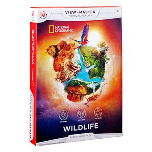 Experience Pack: National Geographic Tierwelt