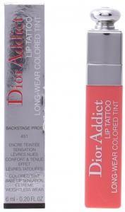 Dior Addict Lip Tattoo 451 Natural Coral