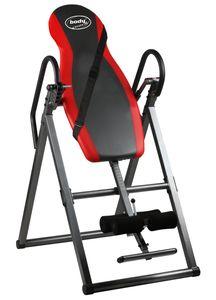 Schwerkrafttrainer Inversionsbank Rückentrainer Inversionstisch mit Sicherheitsgurt klappbar bis 147-198 cm Größe