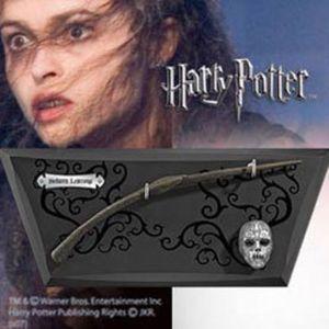 Noble Collection Harry Potter Replik Bellatrix Lestranges Zauberstab 35 cm nob07976