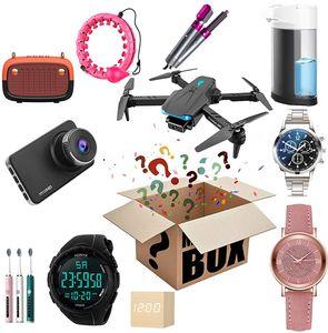 NightyNine Mystery Lucky Box,Mystery Blind Box Verschiedene Produkte Blind Box Alle Möglichen Zufälligen Sachen Glücksbox, Bringt Ihnen Spaß Beim Auspacken