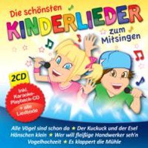 Karaoke-Kids,Die-Die schönsten Kinderlieder zum Mi
