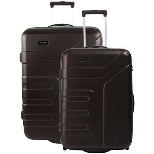 Travelite Vector Kofferset 2-tlg. braun 72002-60 Kofferset