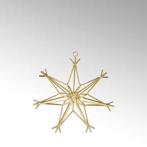 Lambert - Elenora Dekostern gold klein D 14 cm