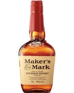 Maker's Mark Kentucky Straight Bourbon Whiskey | 45 % vol | 0,7 l
