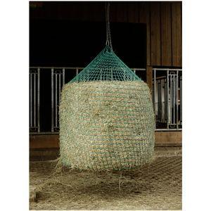 Heunetz für Rundballen zum aufhängen Kerbl grün 125x160cm