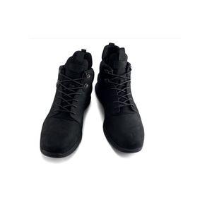 Timberland Killington, Mid Hiker, Boots, Herren, Black, Leder, NEU - Herrenschuhe Boots / Stiefel, Schwarz, leder/neopren (nubuk)
