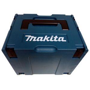 Makita Makpac Systemkoffer leer, Größe 4