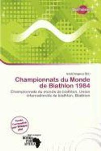 Championnats Du Monde De Biath