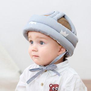 Kleinkind-Kinderschutzhelm, 360 ° -Kopfschutzkappe gegen Kollision, geeignet für Kleinkinder, die laufen lernen
