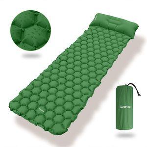 Camping Isomatte,Einzelne Schlafmatte Ultraleichte Isomatte für Outdoor,Feuchtigkeitsfes