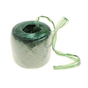 400m Gärtnerbast Bindebast Bastschnur 5mm grün Kunststoff Bast Schnur