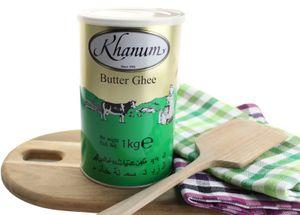 Khanum Roghan - Butterschmalz - Butter Ghee  1kg
