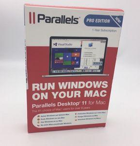 Parallels Desktop 11 für Mac - Pro Edition