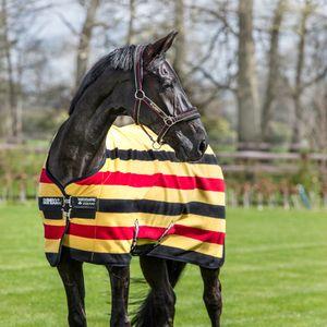 Horseware Rambo Deluxe Fleece - Witney Gold, Größe:140