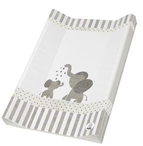 Rotho Babydesign Keilwickelauflage Modern Elephants